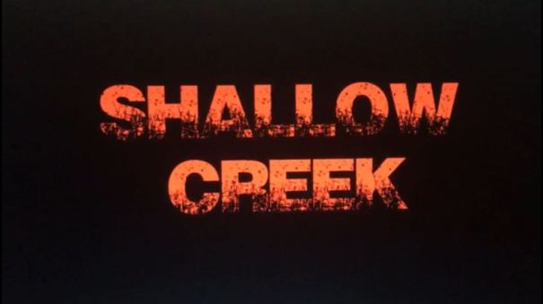 shallow creek